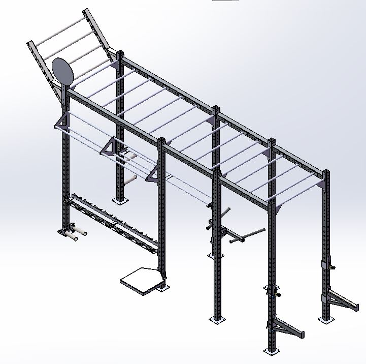 TR 8 RIG TRAINER